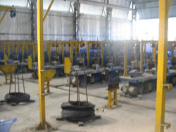 Black Wire ( Binding Wire Plants )